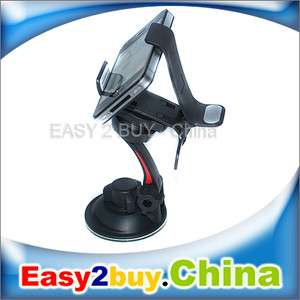 Windshield Car Mount Holder Stand for Mobile Phone iPhone PDA GPS PSP