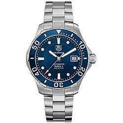 Tag Heuer Mens Aquaracer Caliber 5 Watch