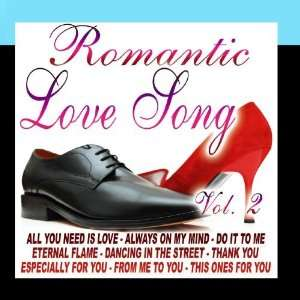 Romantic Love Songs Vol.2 The Romantic Soul Orchestra Music