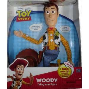 Toy Story Woody Talking Action Figure Doll Toys & Games