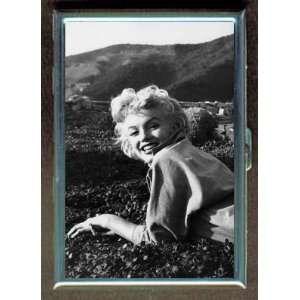 KL MARILYN MONROE SWEET PHOTO ID CREDIT CARD WALLET CIGARETTE CASE