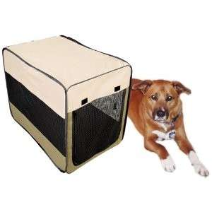 Sportsman SSPPK30 Portable Small Dog Kennel Crate Carrier