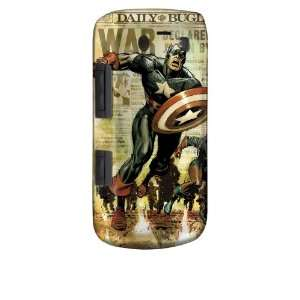 BlackBerry Bold 9700 Barely There Case   Captain America