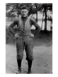 Joseph Magidsohn, Jewish American Football Player, 1910s Prints at
