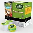 Green Mountain Island Coconut Coffee, 96 count Keurig K Cups, Limited