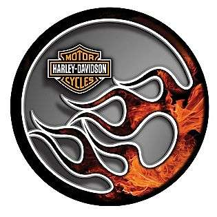 Extreme Flames Café Table  Harley Davidson Tools Garage Organization