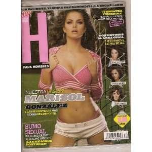 Para Hombres (Edicion USA, Marisol Gonzalez, Octubre 2009) H Books