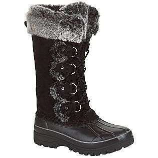 Womens Artic Winter Boot   Black  Khombu Shoes Womens Boots