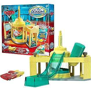 Cars Ramones Color Change Playset  Disney Toys & Games Vehicles