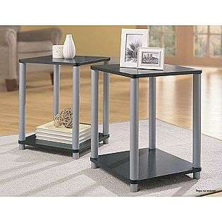 Set  Essential Home For the Home Living Room Coffee & End Tables