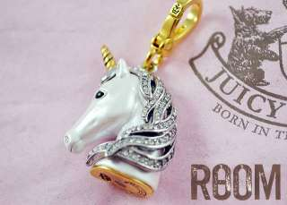 Juicy Couture Unicorn Gold Charm