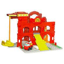 Tonka Chuck & Friends Fold N Go Fire Station   Hasbro   Toys R Us