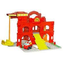 Tonka Chuck & Friends Fold N Go Fire Station   Hasbro