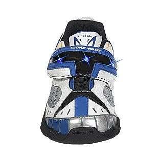Toddler Boys Star Wars   White/Blue/Black  Stride Rite Shoes Kids