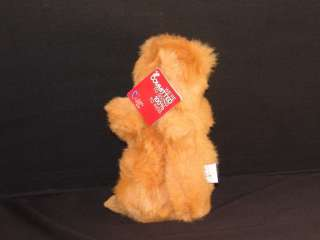 GUND PLUSH BEAVER WOODCHUCK STUFFED ANIMAL KOHLS BUCK TOOTH TOY