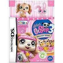 Littlest Pet Shop 3 Biggest Stars Pink Team for Nintendo DS