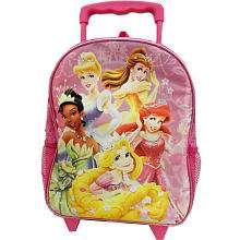 Disney Princess 12 inch Rolling Backpack   Fashion Accessory Bazaar