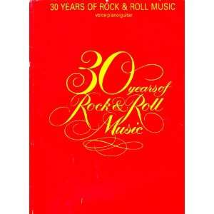 Roll Music (Voice / Piano / Guitar) Warner Bros. Publications Books