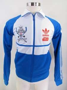 Adidas Originals Star Wars Luke Skywalker XL Hockey Track Top Jacket