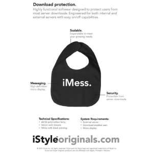 Imess Baby Bib Os: Everything Else