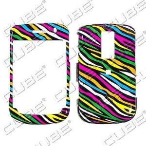 Blackberry BOLD 9000   Colorful Black Zebra Skin   Hard Case/Cover