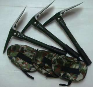 Military Style Camp Survival Folding Shovels
