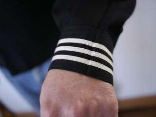 NAVY 100% WOOL Military SAILOR Shirt Jumper Cracker Jack UNIFORM 44R