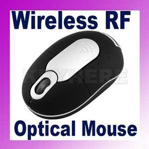 MINI WIRELESS USB RF WHEEL OPTICAL MOUSE PC LAPTOP,055