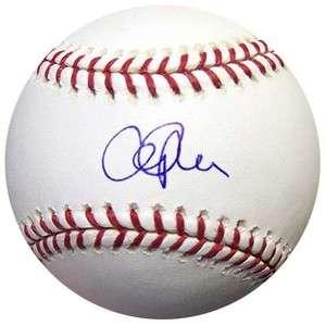 CLIFF LEE AUTOGRAPHED SIGNED MLB BASEBALL PSA/DNA