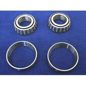 TAPERED BEARING & NECK CUP RACE KIT FOR HARLEY & CHOPPERS