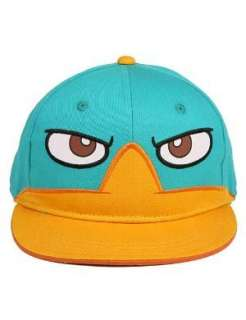 Phineas and Ferb Big Face Perry Youth Baseball Cap Clothing