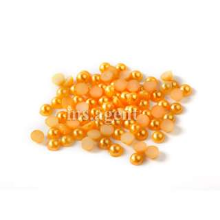 12 Color 1000 Nail Art Tip Pearl Rhinestone Decoration 3mm For Nails