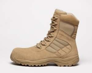 TACTICAL RESEARCH TR336CT GUARDIAN ARMY UNIFORM APPROVED TAN BOOTS NW