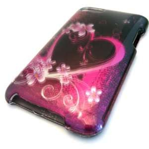 NEW Apple iPOD TOUCH ITOUCH PINK HEART HAWAIIAN PRINT