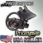 Logitech Driving Force Pro GT Pc Racing Wheel USB w Pedals