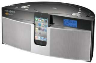 with HD Radio iPod iPhone Dock Station Speaker 600603138478 |