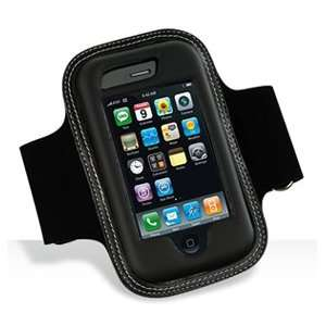 Black Sport Armband For iPhone 3G 3GS 2nd & 3rd Generation