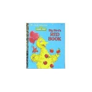 Big Birds Red Book Rosanne and Jonathan Cerf Books