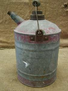 Vintage Gas Oil 98
