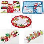 Christmas Winter Placemats OR Table Runner NWT U Pick