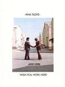 Pink Floyd   Wish You Were Here Piano Vocal Guitar Book