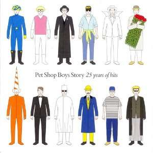 25 Years Of Hits Pet Shop Boys Music