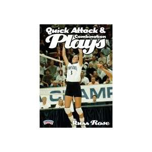 Russ Rose Quick Attack and Combination Plays (DVD