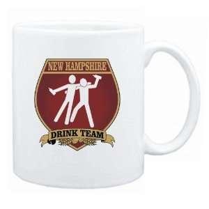 Hampshire Drink Team Sign   Drunks Shield  Mug State