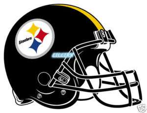 NFL   PITTSBURGH STEELERS HELMET Cross Stitch KIT