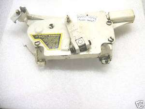 OMC 400/800 Sterndrive shift converter Cable shifter