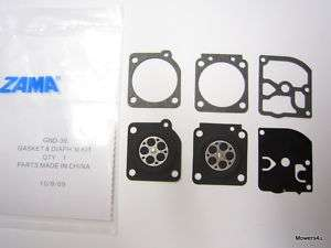 OEM ZAMA CARBURETOR KIT GND 39 FOR STIHL TRIMMERS