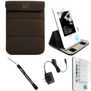 Screen Protector + Includes a Rapid Travel Home Wall Charger