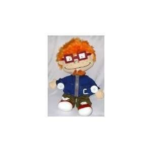 Gund Rugrats Nickelodian Chuckie Finster Plush Doll 15 Toys & Games