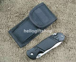 Multi Pliers Tool Kit Folding Knife 440C Blade Bottle Opener